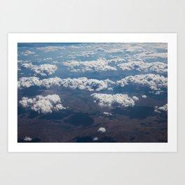 Cloudscape III Art Print