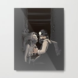 Mine! Metal Print