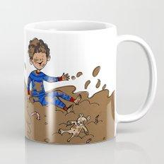 Worm Alert Mug