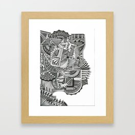 (0020) Framed Art Print