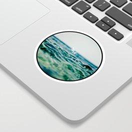 Christian Quote - Spirit Lead Me - Hillsong - Oceans Sticker