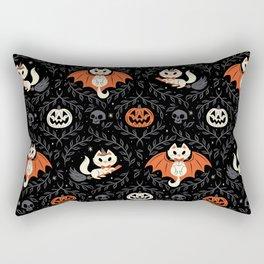 Spooky Kittens Rectangular Pillow