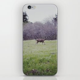 big sur deer iPhone Skin