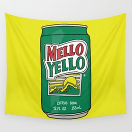 Mello Yello Wall Tapestry