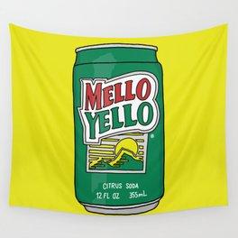 Mello Yello Wall Tapestry
