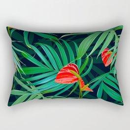 anthurium flowers Rectangular Pillow