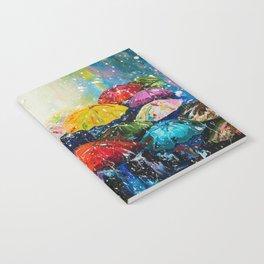 RAIN,RAIN,RAIN... Notebook