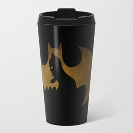 The dark man Travel Mug