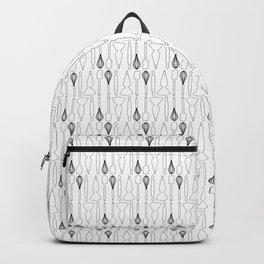 Baker Baking Tools - White Backpack
