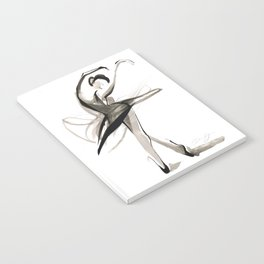 Dance Drawing Notebook