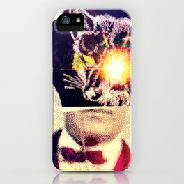 Gentleman Fox iPhone Case