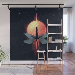 Icarus Wall Mural
