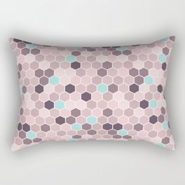 Coffee and Cookies (Complimentary Pattern) Rectangular Pillow