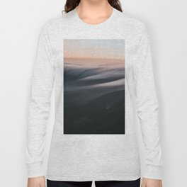 Sunset mood - Landscape and Nature Photography Long Sleeve T-shirt