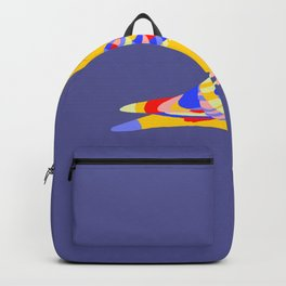 Colombian pigeon Backpack