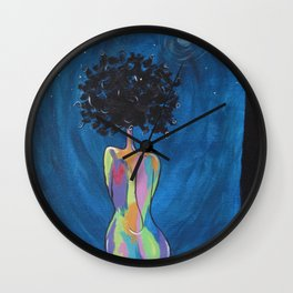 Me Time Wall Clock