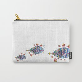 Mush-Fish Carry-All Pouch