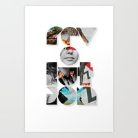 revolution Art Prints featuring revolution by Ali GULEC