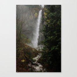 Latourell Falls, Oregon Canvas Print