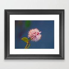 Flora In Art Framed Art Print