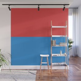 flag of Ticino or Tessin Wall Mural