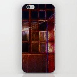 Blocked Light iPhone Skin