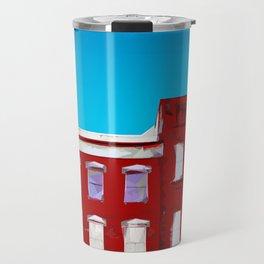 Saint John's Urban Deli, King St. Travel Mug