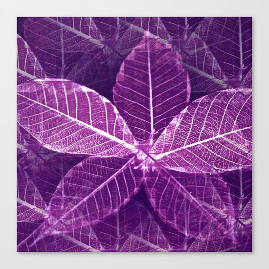 Foliage Canvas Print