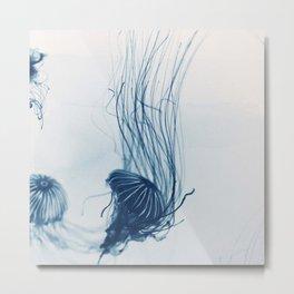 Deep Blue Sea #3 Metal Print