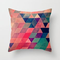 hyt cyryl Throw Pillow
