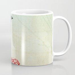 freedom  _ black crow Coffee Mug
