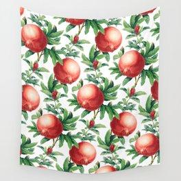 Pomegranate pattern II Wall Tapestry