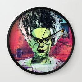Mommy Dearest Wall Clock