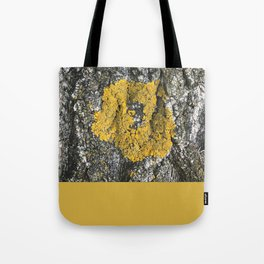 Bolor Yellow Tote Bag