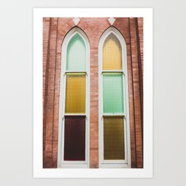 The Ryman - Mother Church of the Grand Ole Opry Art Print