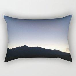 Dawn In Tucson Rectangular Pillow