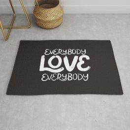 ELE: Everybody Love Everybody Rug