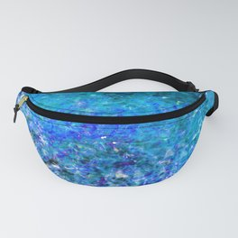 Abstract Water 2 Fanny Pack