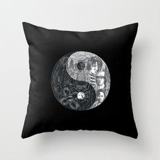 Upside Down Throw Pillow
