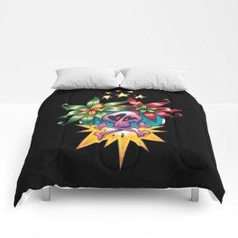 Tatouage de Mégane Comforters