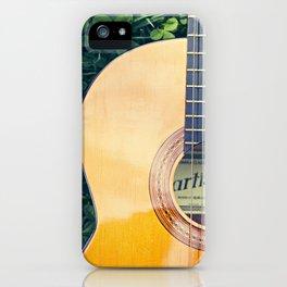 Artista Guitar iPhone Case