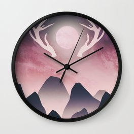 Marauder Wall Clock