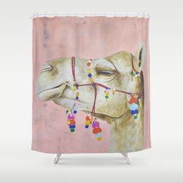 """""""Humphrey"""" Shower Curtain"""