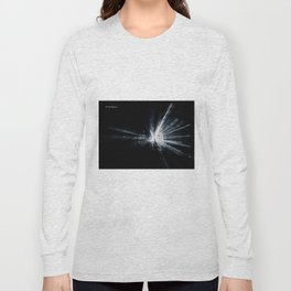 Explozoom on a famous basilica Long Sleeve T-shirt