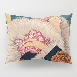 Vintage V Pillow Sham