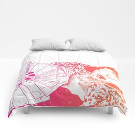 Emily in Summer Color Comforters