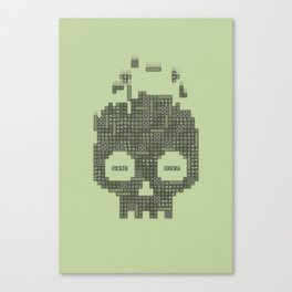 Dead Boy Canvas Print