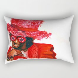 Bootsy Collins Rectangular Pillow