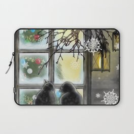 Warmth from Within Laptop Sleeve