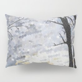Sunset Hole Punch Pillow Sham